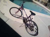 I'm selling a nice road master mountain bike. Good