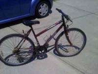 I have a Woman's Roadmaster Mt. Climber Sport Bike in