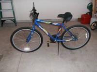 "Roadmaster ""Mt Fury"" Men's Bike $40.00 Firm. Bike is in"