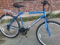 This bike rides and shifts an brakes as it should.The