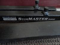 Roadmaster Stow Master 5000 Tow Bar Excellent Used