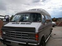 Roadtrek 1990 Dodge RAM B250 fully self contained (no