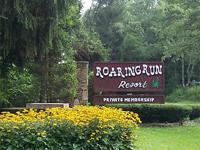 http://www.roaringrunresort.com In Champion, Pa. on the