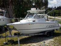 Robalo has a long history of building strong, quality
