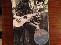 Robert Johnson: The Complete Recordings.  Two cassette