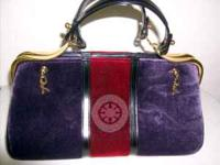 Beautiful Roberta di Camerino handbag you must see to