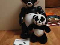 Offering this RoboPanda By WowWee. This is like