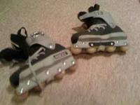Roces Fifth Element Inline Skates - size 8 mens. CASH