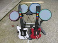 "PlayStation brand ""Rock Band"" drum set (USB"