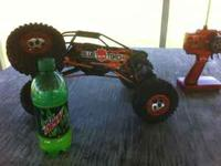 Rock Crawler tuber scorpion custom paint RTR call John