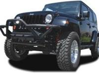ROCK CRAWLER FRONT BUMPER FOR JEEP WRANGLER Rock