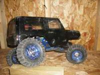 I have is a Losi Night Crawler. Ready to run w/Lipo