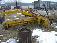 Working ROck Rake and Picker Call John for more info at