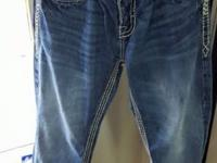 One pair only! Rock Revival Jeans. Waist - 36 Inseam -