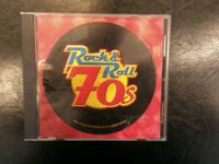 Rock & Roll 70's Music by Madacy Entertainment priced
