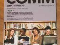 Hi, I have: COMM:2008-2009 STUDENT ED.(2352) By