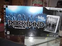 ROCKBAND for playstation 3. Brand New. Never opened. We