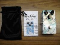 RockBox Boiling Point, In near mint condition, Works