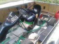 This is a RACING kart that has won many races around