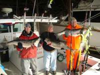 Now booking for the 2011 Rockfish season call Capt Greg