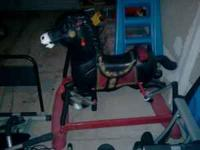 Rocking Horse, needs one spring replaced on left hand