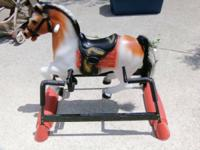 Hedstrom Rocking Horse - Excellent Condition; Like New
