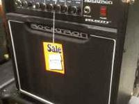 ... Roctron Velocity V25D Guitar Amplifier... new with