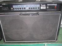 ROCKTRON VENDETTA V160R AMP FOR SELL. WORKS GREAT AND
