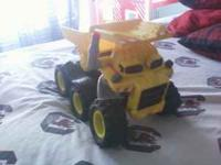 rocky the dump truck brand new condition asking 20.00