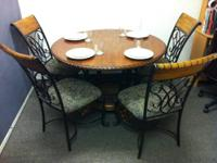 Details, details, details: Upholstered Dining Chairs,