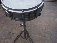 Rogers snare that has been repaired with some Ludwig