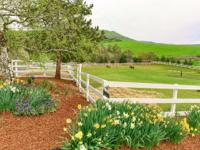 Beautiful country Estate, single level home with