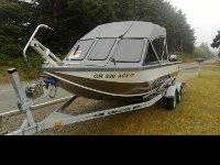 2006 Rogue Marine 20 ft. Jet Boat. Boat comes with full
