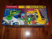 ROKENBOK STARTER SET 34120  WE DID NOT COUNT THE