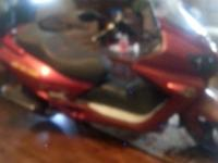 250cc, needs battery and tlc, must have cash, must haul