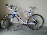 I am selling this 2012 Rokh Pinarello for $2300. It is