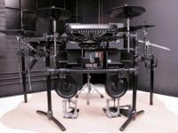 Type:DrumsROLAND ALESIS DW PEARL- CUSTOM BUILT