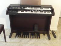 Roland Atelier AT-15 Spinet Organ for Sale Purchased