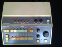 roland compurhythm cr-5000 call or text chris at  //