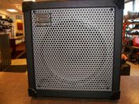 I have a CLEAN-USED-FINE WORKING - Roland Cube 60 -