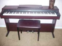 Roland Digital Piano (HP-1) Excellent condition 600.00