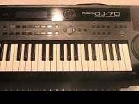 Roland DJ 70 Sampling Workstation One owner, Great