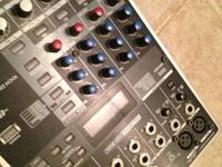 This digital mixer is in well shape, and with