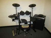 Roland TD-3 Electronic Drum Kit. Great cond. Price