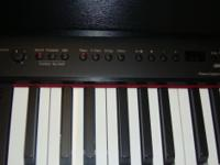 Description Manufacturer's Description for Roland F110