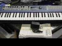 SELLING MY ROLAND JX-305..GREAT CONDITION ..EVERYTHING
