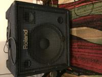 I've got a great condition Roland KC-550 180-WATT