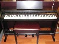 This is a nice little used Roland digital piano that