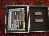 For sale is a Roland MC 808 Drum Machine that I've had
