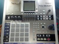 Mint condition Roland MV-8000 Production Studio. This